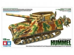 Tamiya Model plastikowy Hummel Late production