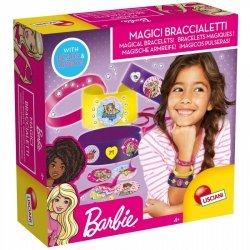 Zestaw kreatywny Barbie - Magiczne bransoletki