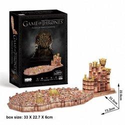 Cubicfun Puzzle 3D Gra o Tron