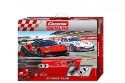 Carrera Tor wyścigowy GT Race Club