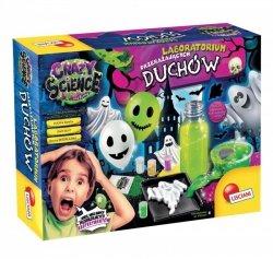 Lisciani Zestaw edukacyjny Crazy Science Laboratorium duchów