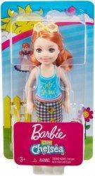 Mattel Lalka Barbie Chelsea i Przyjaciółki Ruda FGX81