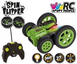Klein Pojazd R/C Spin Flipper 27MHz