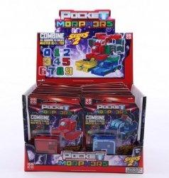 Tm Toys Figurki Pocket Morphers MIX II Display