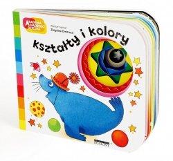 Egmont Książeczka Akademia Mądrego Dziecka. A to ciekawe. Kształty i kolory