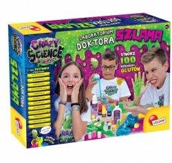 Lisciani Zestaw naukowy Crazy Science Laboratorium Doktora Szlama