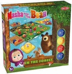 Tactic Gra Masza i Niedźwiedź w lesie (UK,NL,FR,PL)
