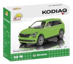 Cobi Klocki Klocki Cars Skoda Kodiaq VRS