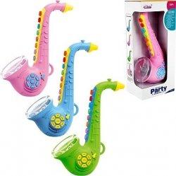 Brimarex Saksofon światło, dźwięk Baoli mix