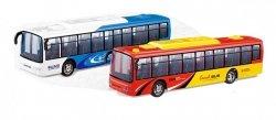 Brimarex Samochód Autobus miejski R/C BUA-G 36 cm mix