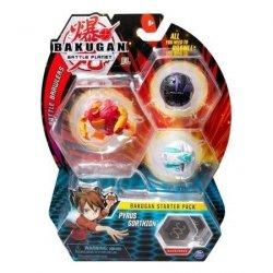 Spin Master Figurka Bakugan Zestaw startowy, 20108789