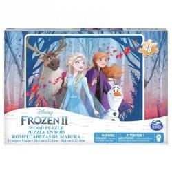 Puzzle Cardinal Games Frozen 2, 48 elementów