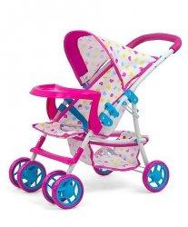 Wózek dla lalek Kate Candy