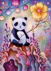 Heye Puzzle 1000 elementów Panda