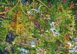 Puzzle 2000 elementów. Głęboka dżungla