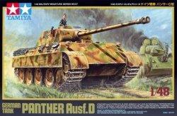 Tamiya Model German Tank Panther Ausf.D