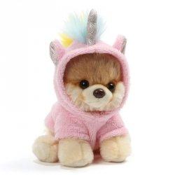 Maskotka BOO Najsłodszy pies świata jednorożec, 13 cm