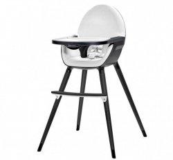 Krzesełko do karmienia Fini Full Czarne