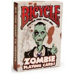 Bicycle Karty Zombie Talia