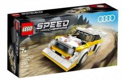 LEGO Klocki Speed Champions 198 5 Audi Sport quattro S1