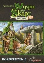 Lacerta Gra Dodatek do Gry Wyspa Sky Druidzi
