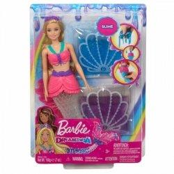 Mattel Lalka Barbie Syrena Brokatowy slime