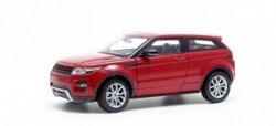 Welly Model kolekcjonerski Land Rover Range Rover Evoque, czerwony