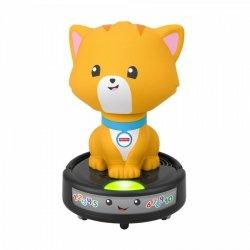 Fisher Price Zabawka interaktywna Kot na odkurzaczu Raczkuj ze mną