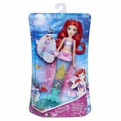 Hasbro Lalka Disney Princess Ariel Wodna Magia Światła