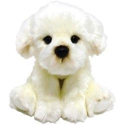 Smily Pluszak Pies Bichon