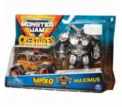 Spin Master Pojazd z figurką, Max  Monster Jam