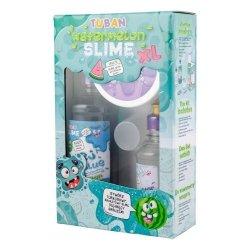 TUBAN Masa plastyczna Zestaw super slime - Arbuz XL