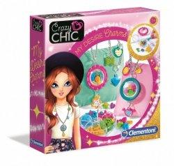 Clementoni Osobiste Medaliony Crazy Chic