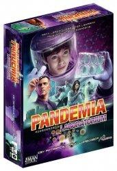 Rebel Gra Dodatek Pandemia Laboratorium