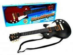 Playme Gitara rockowa ze strunami