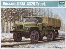 Russian URAL-4 320 Truck