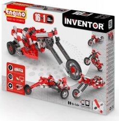 Engino Klocki konstrukcyjne Inventor 16w1 Motory