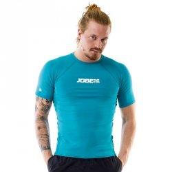 Koszulka męska do sportów wodnych Jobe Rashguard 2018 Kolor Niebieski, Rozmiar XXL