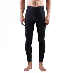Męskie spodnie do sportów wodnych Aqua Marina Division Kolor Czarny, Rozmiar M