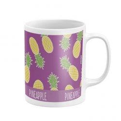 Kubek ceramiczny Zaska - Ananas