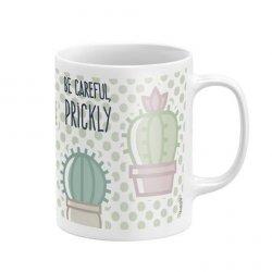 Kubek ceramiczny Zaska - Kaktusy 03