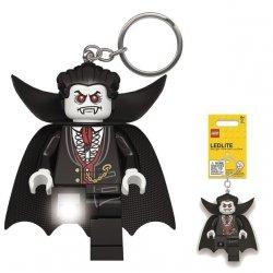 Brelok do kluczy z latarką - Lego Lord Wampir