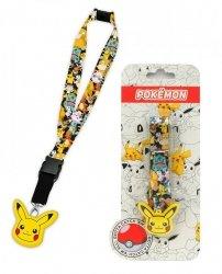 Smycz do kluczy Pokemon Streetwise
