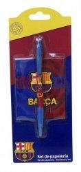 Notatnik + długopis FC Barcelona