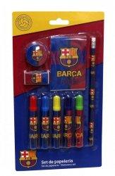 Zestaw szkolny 9 el. FC Barcelona