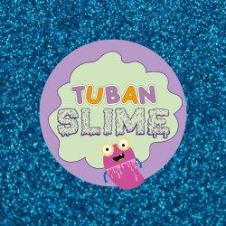 Tuban - Brokat niebieski
