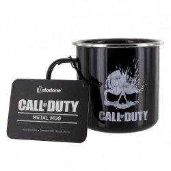 Kubek metalowy Call of Duty
