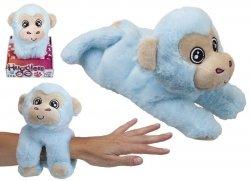 Maskotka Hugglers zawijana na rękę 28 cm w displayu 1 szt – Małpka