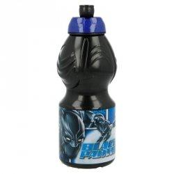 Bidon sportowy Czarna Pantera 400 ml