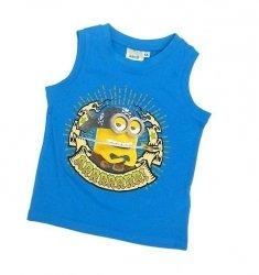 Koszulka na ramiączkach Minionki : Rozmiar: - 104